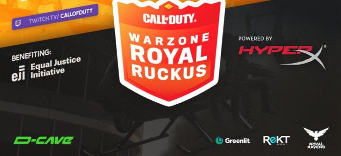 Warzone Trio établit un nouveau record du monde avec 93 matchs à tuer pendant Royal Ruckus
