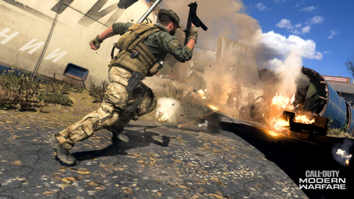 Week-end multijoueur gratuit Call of Duty Modern Warfare
