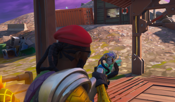 Fortnite Charge Shotgun: damage stats and how to use it