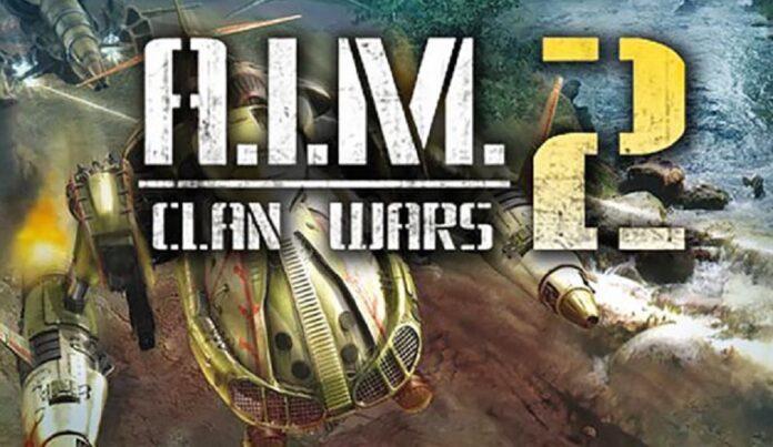Prenez un jeu gratuit, A.I.M.2 Clan Wars d'Indiegala maintenant