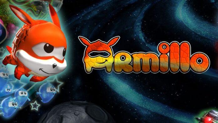 Prenez un jeu gratuit, Armillo, sur Steam maintenant et gardez-le pour toujours