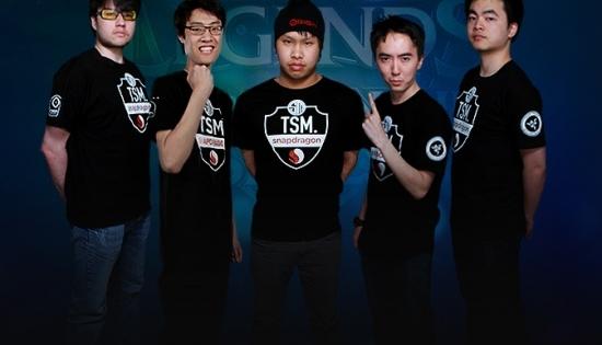 TSM Classicshowmatch league of legends vendredi