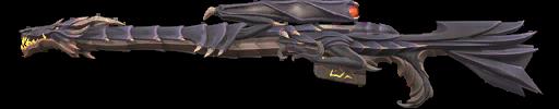 Opérateur AWP Dragon peau de flammes de sureau