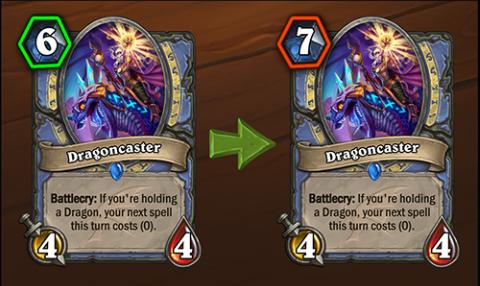 Dragoncaster nerf