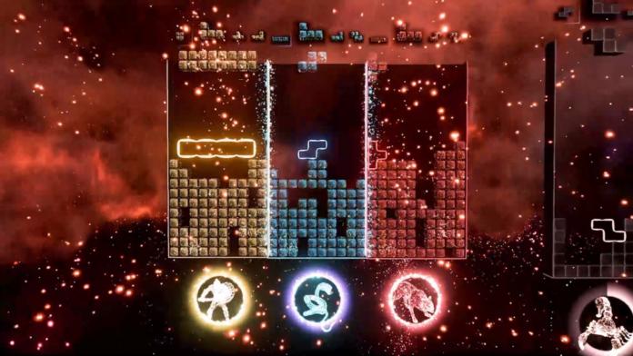 Tetris Effect arrivera sur Xbox Series X avec un nouveau mode multijoueur inclus