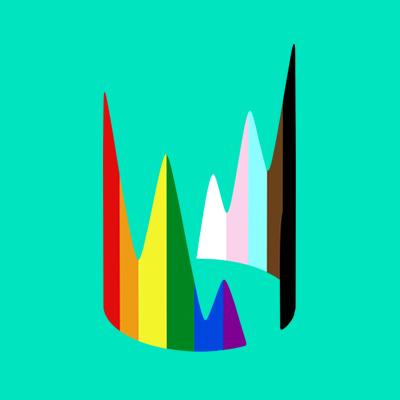 Logo LEC Pride Arabie saoudite Contre-attaque de NEOM City State