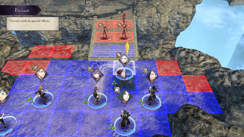 Fire Emblem Trois maisons