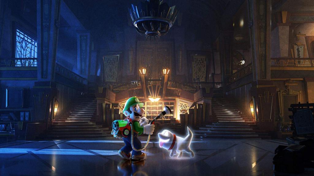 Luigi's Mansion 3 nouveau