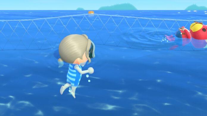 Animal Crossing New Horizons Mermaid DIY Recipes
