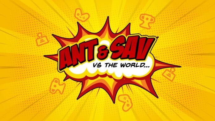 Ant and Sav Vs The World GINX