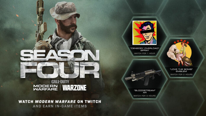 Call of Duty Warzone Twitch tombe en panne le 9 juillet