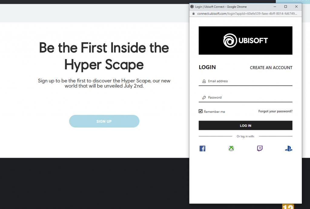 Hyper Scape beta access Test technique comment accéder aux DrLupo Twitch Drops