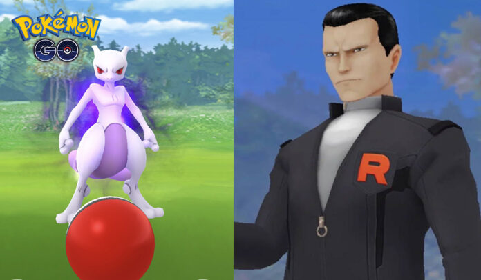 How to beat Shadow Mewtwo Giovanni in Pokemon Go Fest 2020