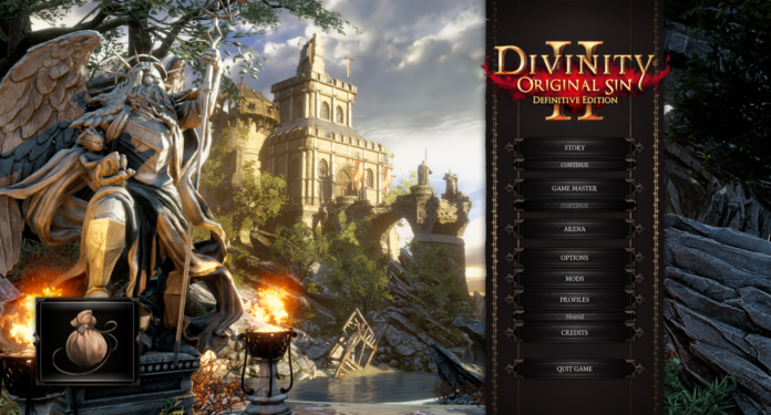 How to load a multiplayer save game in Divinity Original Sin 2