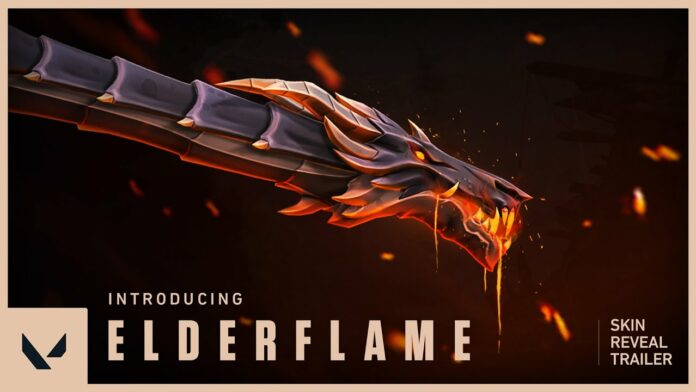 How to get the Elderflame Skin in Valorant
