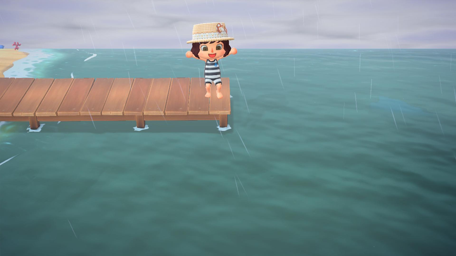 Comment obtenir une combinaison humide dans Animal Crossing New Horizons