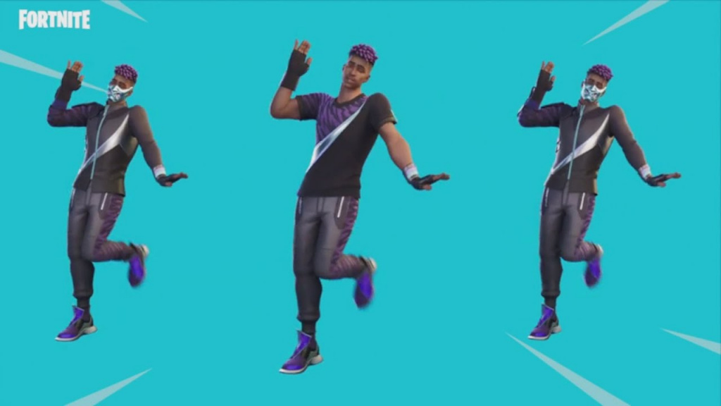 Fortnite We the People Free Verve Emote