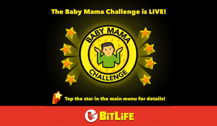 How to complete the BitLife Baby Mama Challenge