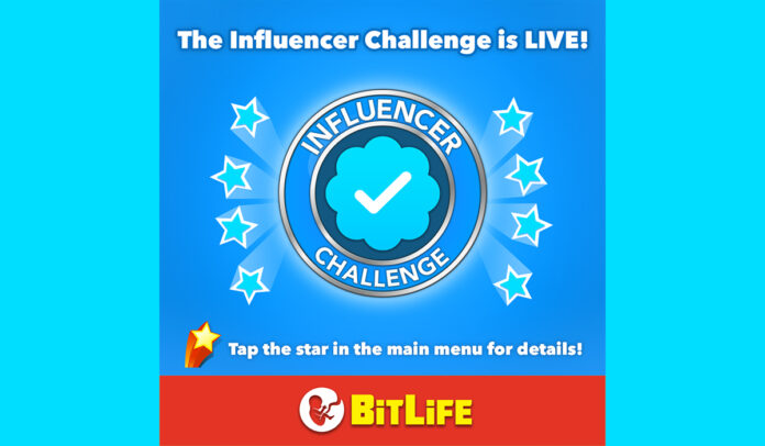 How to complete the Influencer Challenge on BitLife