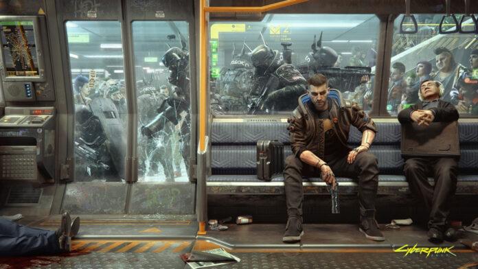 Cyberpunk 2077 répond à l'annonce de la campagne présidentielle américaine de Kanye West