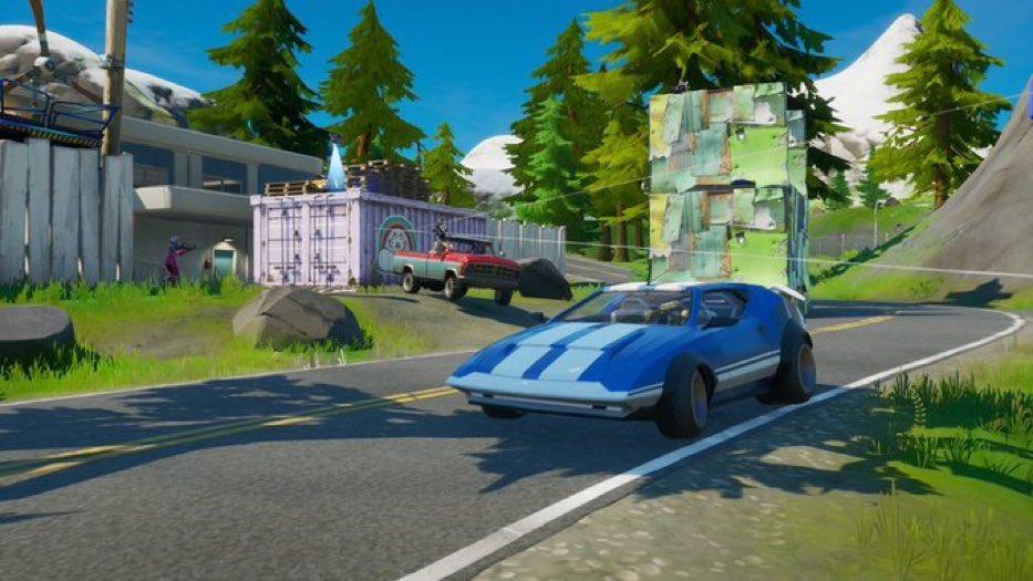 La date de sortie de Fortnite Cars augmente les détails du carburant