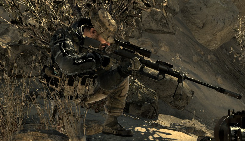 Intervention de Call of Duty Modern Warfare Warzone Saison 5