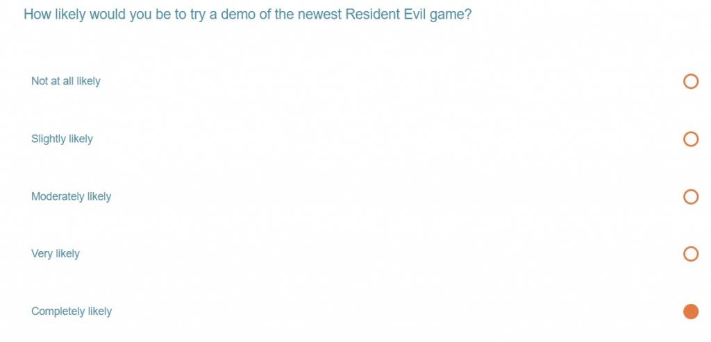 Enquête Capcom sur Resident Evil Village 8 Demo