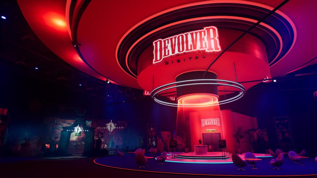 Devolverland Expo jeu gratuit