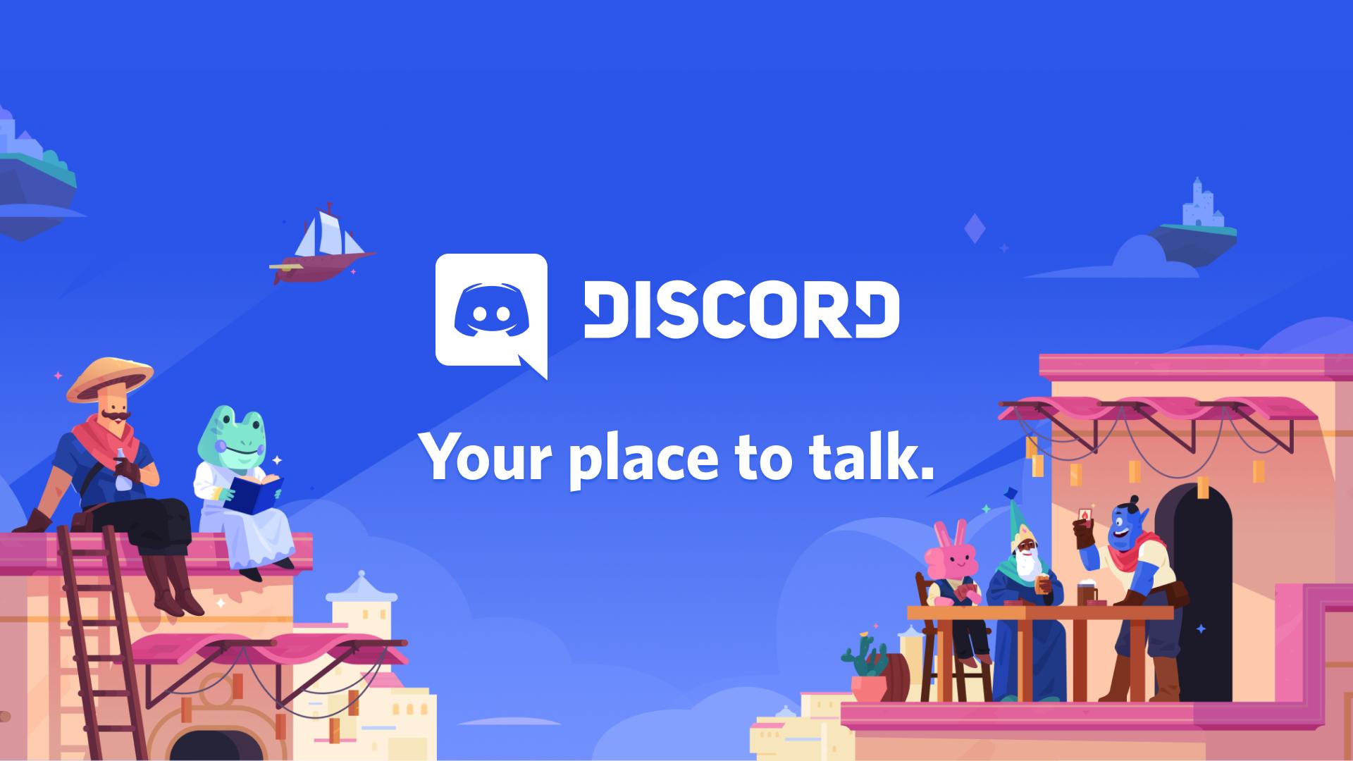 Discord s'éloigne de sa focalisation sur les jeux