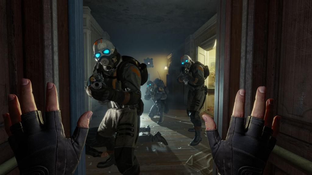Jeux de valves Half-Life 3 Left 4 Dead 3
