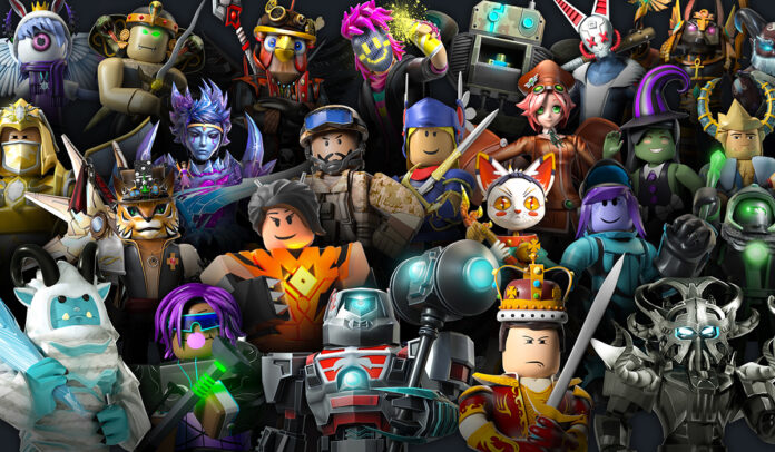 Most Popular Roblox Games by Player Count