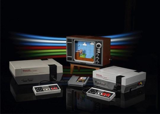 Lego NES nintendo