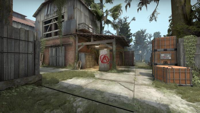 La nouvelle mise à jour CS: GO apporte des changements majeurs aux cartes Mutiny et Swamp