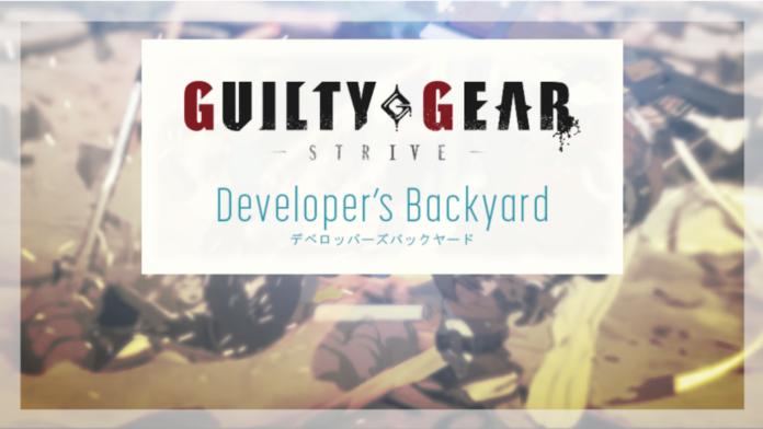 Le blog des développeurs de Guilty Gear Strive traite du jeu des accusations est trop facile
