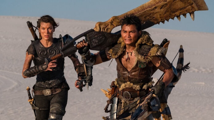 Monster Hunter movie delayed release date