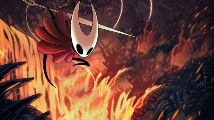 Le personnage de Silksong a été créé par un fan en phase terminale