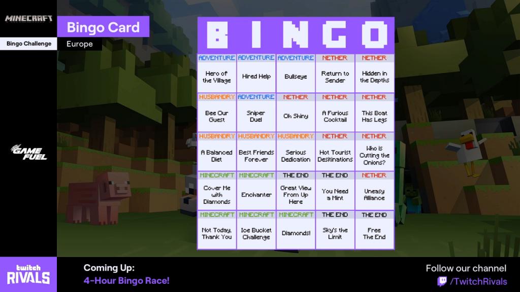Rubius Minecraft, Team Rubius Minecraft, rivaux de Rubius Twitch