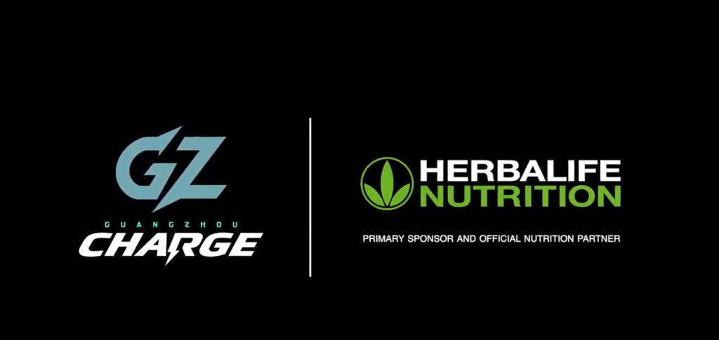 Overwatch League Herbalife, Guangzhou Charge Herbalife, OWL Herbalife,
