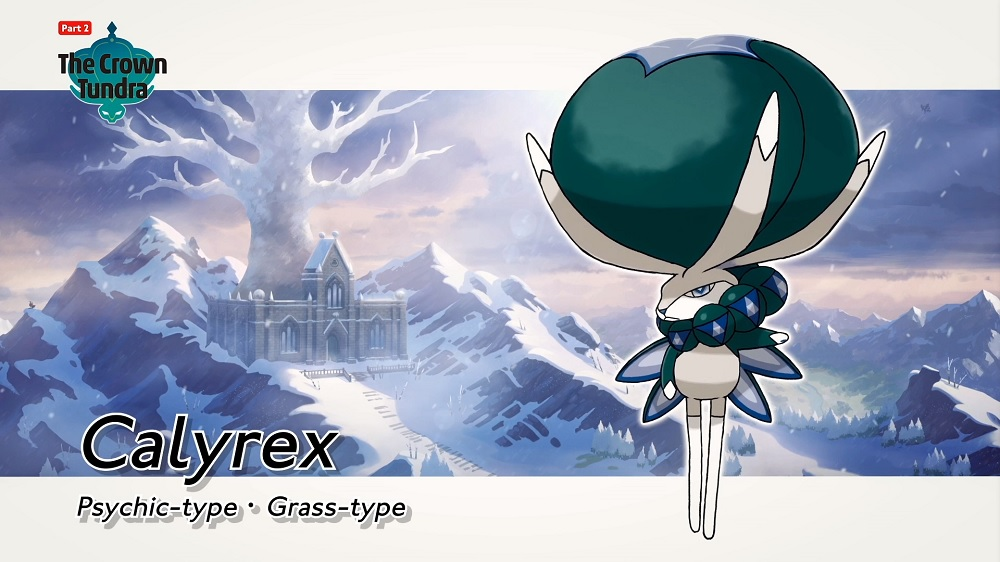 Pokemon Crown Tundra