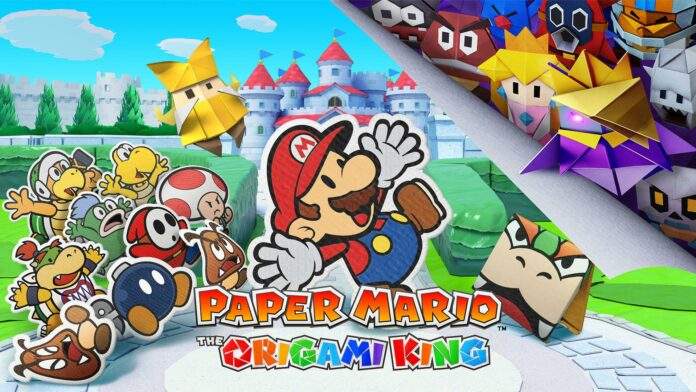 Paper Mario: Origami King Battle Guide