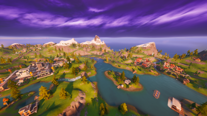 Search 100 Chests (Rec 4 Players) in Fortnite