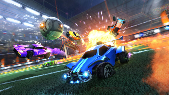Rocket League main new