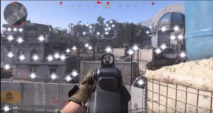 warzone scope glint optics glint