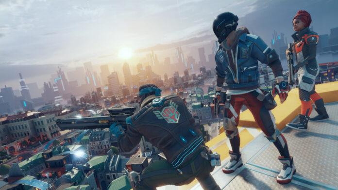 Ubisoft Montréal dévoile officiellement son titre Battle Royale Hyper Scape