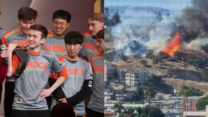 Un tir de pinceau provoque la déconnexion de l'équipe de l'Overwatch League pendant le match