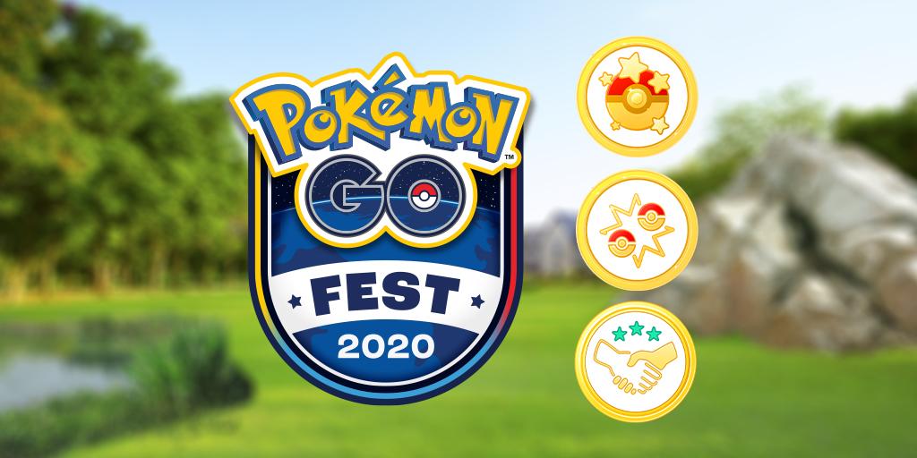 Pokemon Go défis hebdomadaires, Shiny pokemon go, événement anniversaire Pokemon, événement anniversaire Pokemon Go, Pokemon Go fest 2020