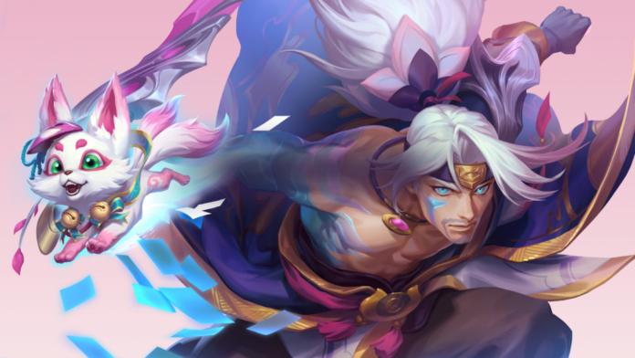 Le patch 1.7 de Legends of Runeterra apporte plus de quêtes épiques à l'événement Spirit Blossom