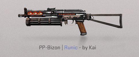 PP-Bizon Runic