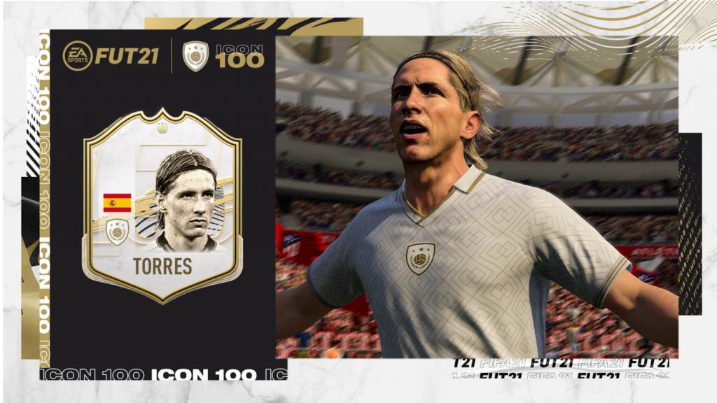 Les 100 icônes de la FIFA 21