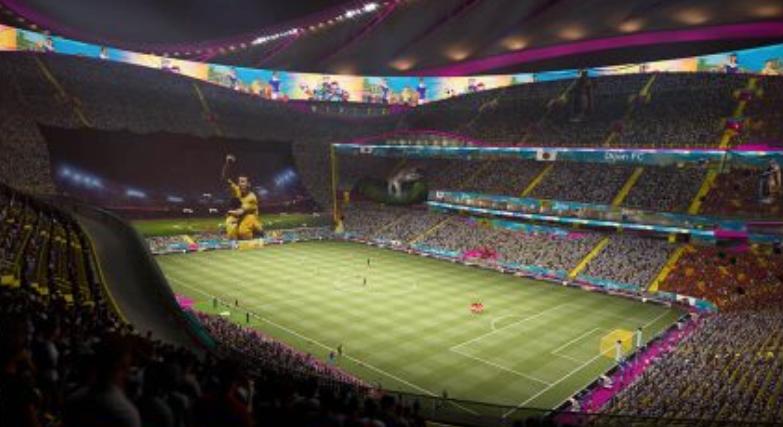Personnalisation du stade FIFA 21 FUT